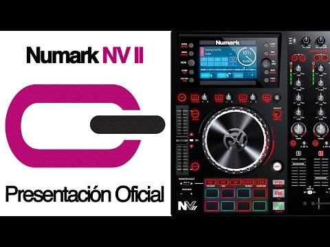 Numark NVII - Presentación Oficial