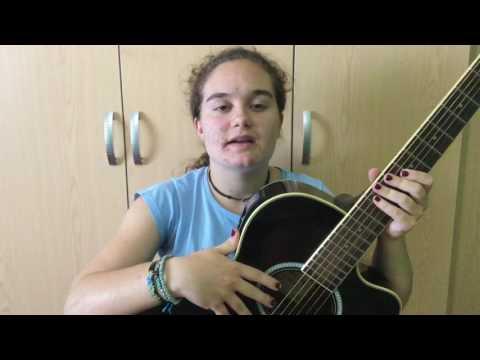 Judith y su guitarra Ts-ideen