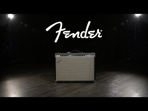 Fender Champion 100 Guitar Combo w/ Effects | Gear4music demo
