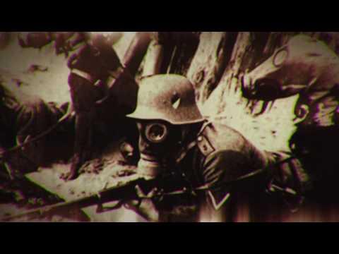 Agressor Victimas de Guerra Quimica (Official Lyrics)