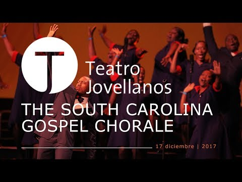 THE SOUTH CAROLINE GOSPEL CHORALE | The Soul of Gospel