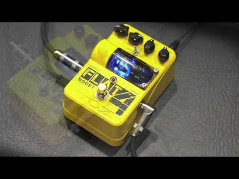 VOX FLAT-4 Boost