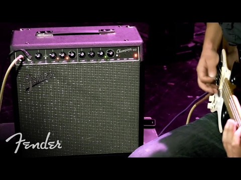 Fender Champion™ 20, 40 and 100 Amps | Fender