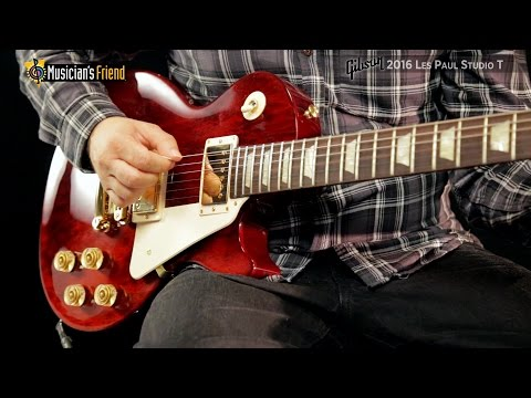 Gibson 2016 Les Paul Studio T