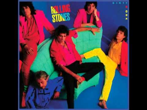 Dirty Work - The Rolling Stones