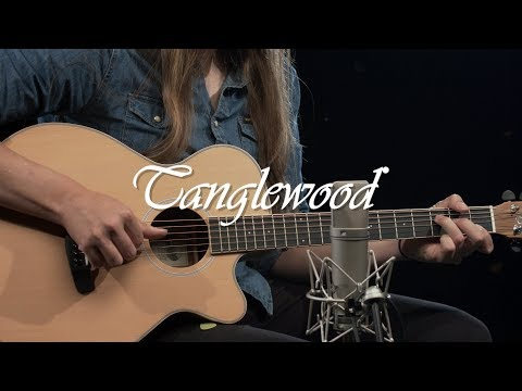 Tanglewood DBT SFCE PW Discovery Super Folk Electro Acoustic | Gear4music demo