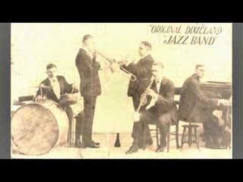 Original Dixieland Jass Band - Livery Stable Blues (1917)