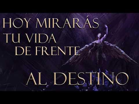 CACERÍA - Frente al Destino [VIDEO LYRIC OFICIAL]