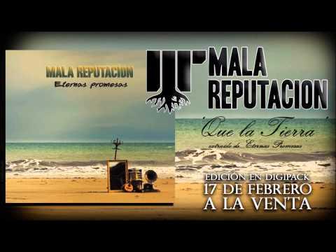 """MALA REPUTACIÓN - """"Uvas De La Ira"""" (extraído de 'Eternas Promesas')"""