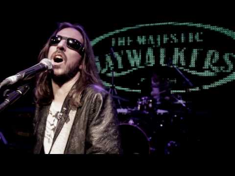 Jorge Salán & The Majestic Jaywalkers - No turning back (Videoclip Oficial)