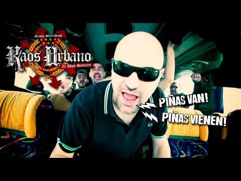 KAOS URBANO - Piñas van (Videoclip)