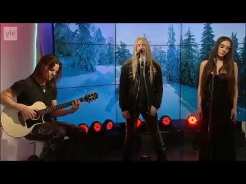 Marco Hietala & Elize Ryd - Ave Maria [YLE TV] HD