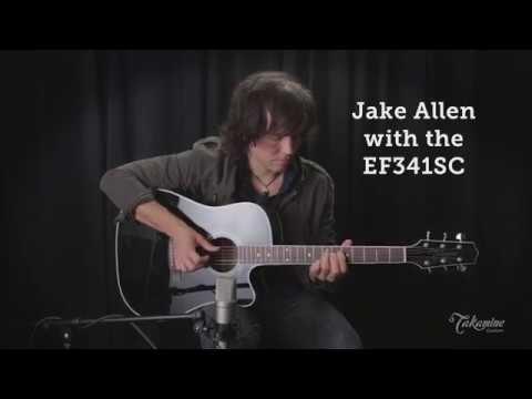 Takamine EF341SC Demo by Jake Allen