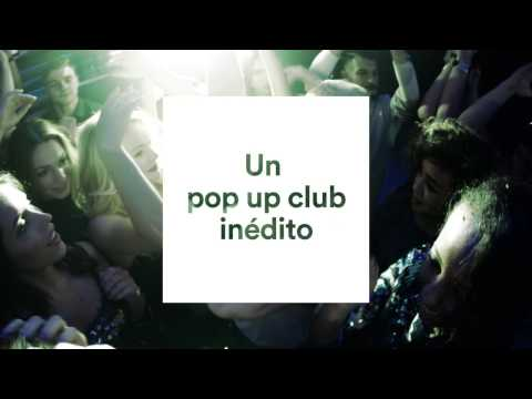 Hivernacle Pop Up Club Barcelona @ Poble Espanyol