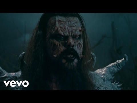 Lordi - It Snows In Hell (Video)