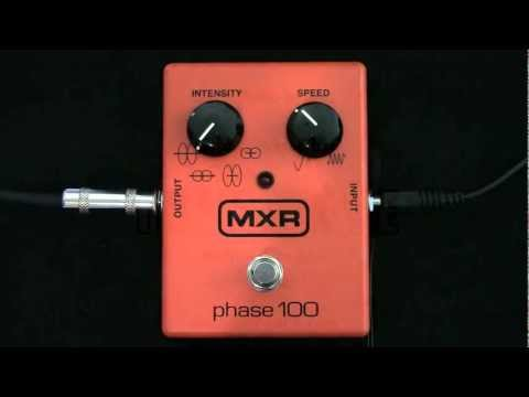 MXR Phase 100 in 100 Seconds