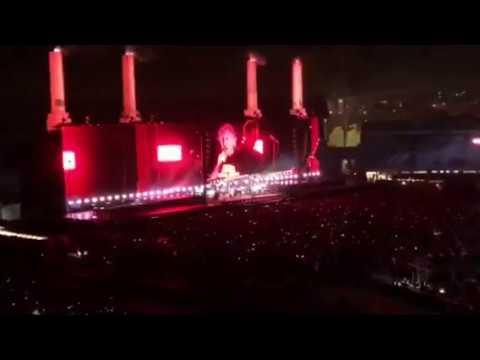 Roger Waters en Uruguay 2