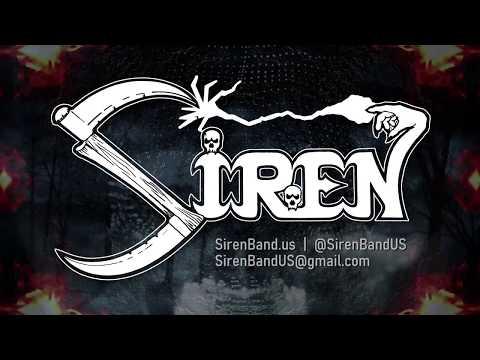 """Siren """"Back from the Dead"""" Album Sampler"""