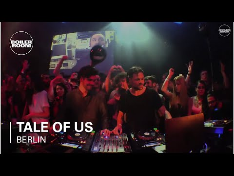 Tale Of Us Boiler Room Berlin 5th Birthday DJ Set