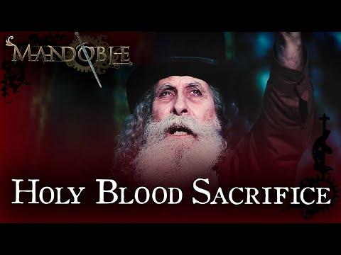 Mandoble - Holy Blood Sacrifice