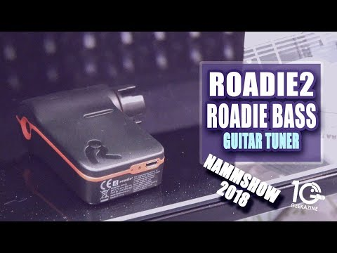 Roadie for Bass Prototype, Roadie2 for Guitar