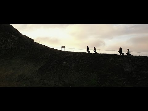 "KALEO - ""Way Down We Go"" (LIVE in a volcano)"