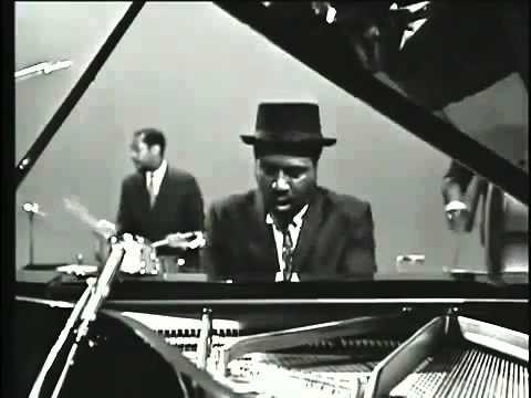 Thelonious Monk Cuarteto en Dinamarca-1966