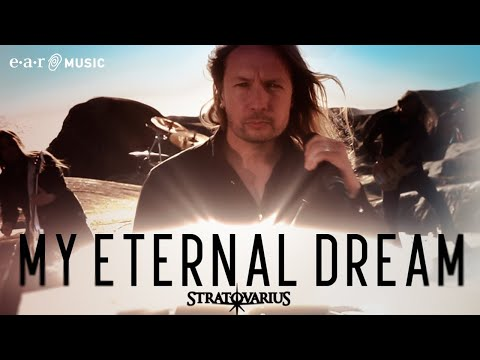 """Stratovarius """"My Eternal Dream"""" Official Music Video from the new album """"ETERNAL"""""""