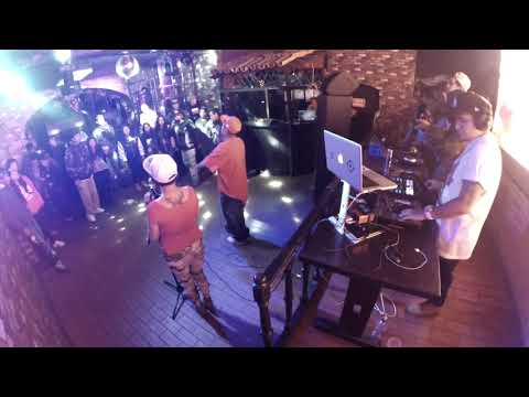 LIRICAL D - Dj LD Skratch - Ayam - Amor Abstracto Live