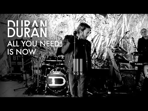 Duran Duran - All You Need Is Now (Official Music Video)