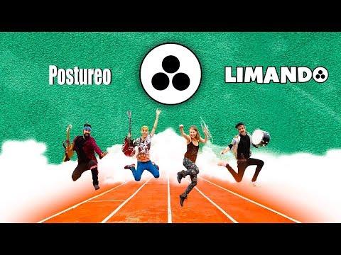 LIMANDO - Postureo (Lyric Video)