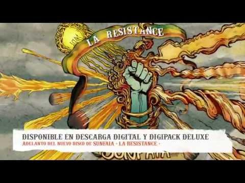 "Overthinking - Adelanto Nuevo disco de Sunfaia, ""La Resistance"""