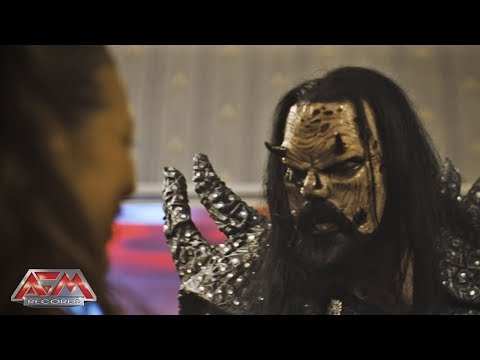 LORDI - I Dug A Hole In The Yard For You (2019) // Official Music Video // AFM Records