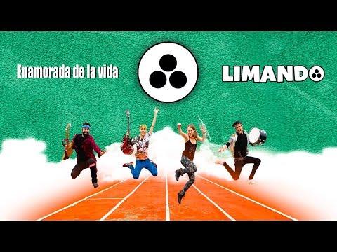 LIMANDO - Enamorada de la vida (Lyric Video)