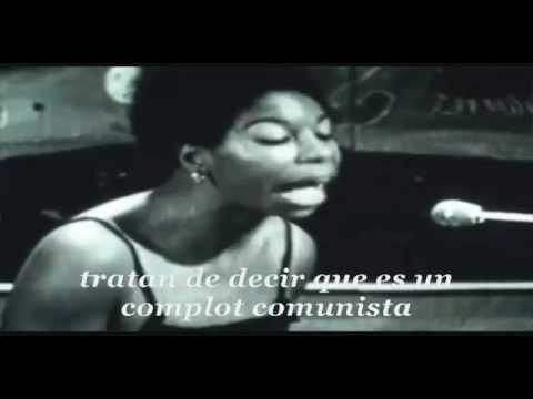 Nina Simone- Misissippi goddam (subtitulos en español)