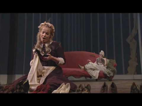 Elina Garanca - Una volta c'era un re...Un tantin di carità...O figlie amabili - Di Don Magnifico
