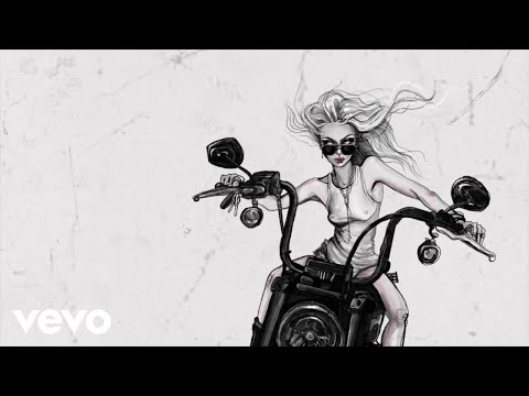 The Pretty Reckless - Death By Rock And Roll (Official Lyric Video)