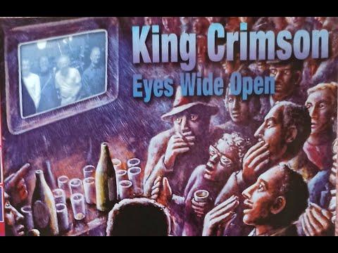 King Crimson Eyes Wide Open 2003