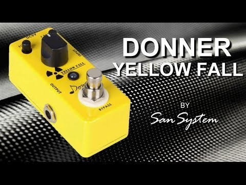 DONNER Yellow Fall ( Delay )