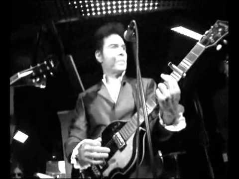 "Tav Falco-PANTHER BURNS - ""Funnel of Love"""