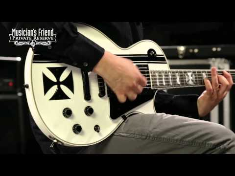 ESP James Hetfield Iron Cross Electric Guitar
