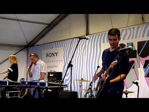LOS GANGLIOS - Grandes superficies (directo! Primavera Sound 2014)