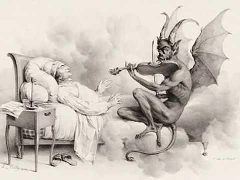 Paganini - Capriccio N° 13 in Si Bemolle Maggiore (Trillo del Diavolo, La Risata)