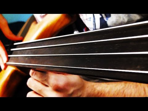 FRETLESS BASS SOLO