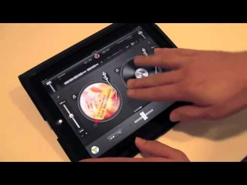 Djay for iPad Demo and example video