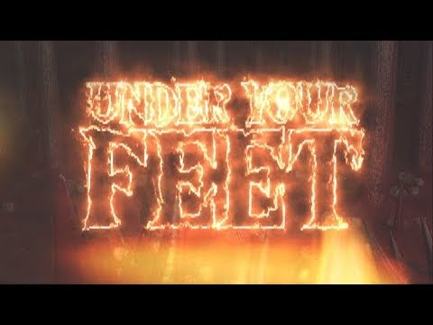 Cannibal Grandpa - Kingdom Under Your Feet (ft TTS from Here Comes The Kraken) [Lyric Video]