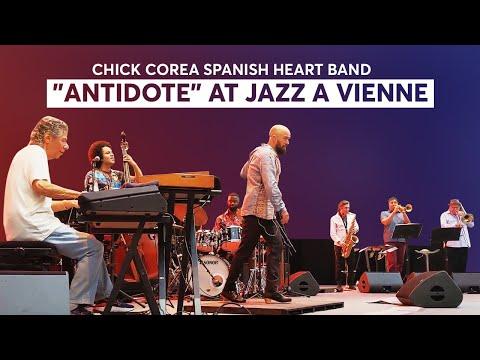 "Chick Corea Spanish Heart Band - ""Antidote"" at Jazz a Vienne (2019)"