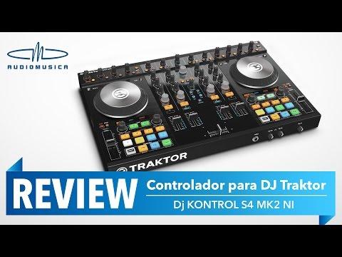REVIEW / KONTROL S4 MK2 Controlador para DJs - Native Instruments