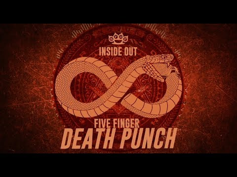 Five Finger Death Punch - Inside Out (Official Lyric Video)