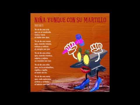 Niña yunque con su martillo - Chloé Bird (AUDIO)